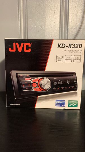 JVC Radio system for Sale in Catonsville, MD