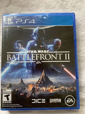 Battlefront II PS4 for Sale in San Diego, CA