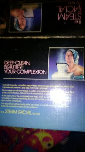 Facial steamer 50$ for Sale in Bronx, NY