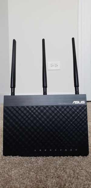 ASUS RT-N66R Dual Band Wireless Router for Sale in Lockport, IL