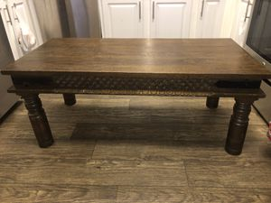 Wooden Table for Sale in Bluffton, SC