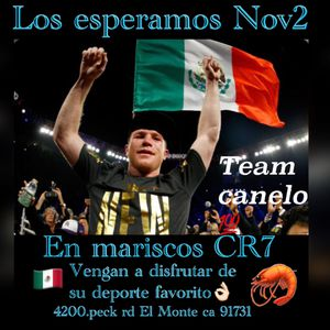 Not for sale come and joint us for the fight November 2!! for Sale in South El Monte, CA