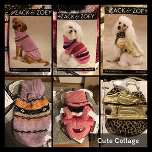 Zack & Zoey Dog clothes for Sale in Glendale, CA