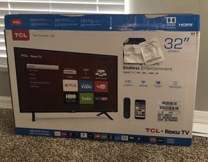 TCL ROKU TV 32 for Sale in St. Louis, MO