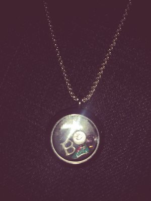 Origami owl little guys charms in locket for Sale in Denver, CO