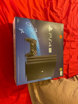PS4 pro for Sale in Pittsburgh, PA