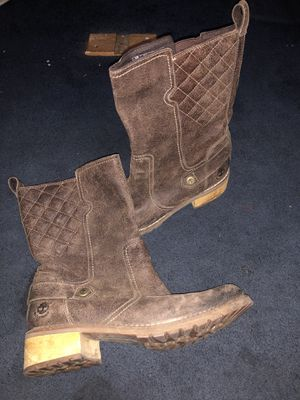Timberland Boots size 10w for Sale in Pomona, CA