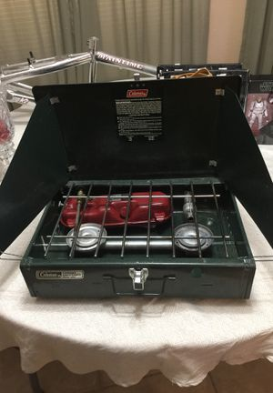 Coleman vintage Model 425 Camp Stove for Sale in Albuquerque, NM