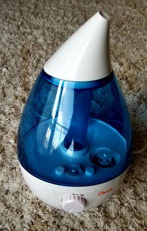 Crane 1 Gallon Ultrasonic Cool Mist Humidifier for Sale in Lombard, IL