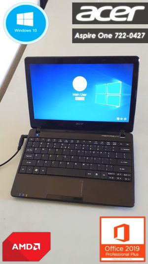 "11.6"" Acer Aspire PC 