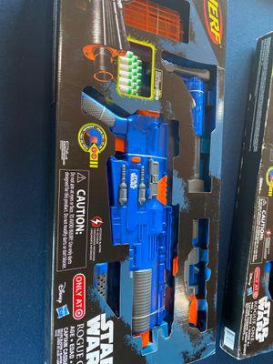 Star Wars Nerf gun Limited edition for Sale in La Habra, CA
