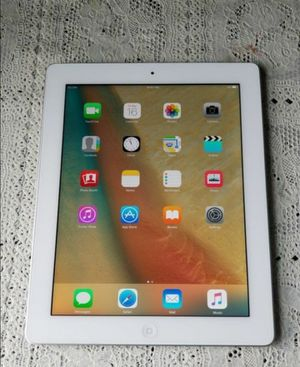 Apple iPad 3, 3rd Generation- Wi-Fi Only Excellent Condition for Sale in VA, US