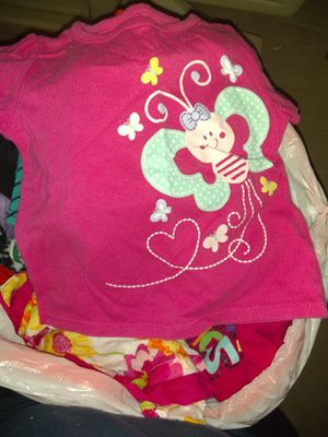 Baby girl clothes mix for Sale in Houston, TX