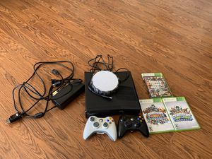 Xbox 360 + Games +Skylanders for Sale in Henderson, NV