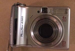 Cannon digital camera. for Sale in Wayne, MI