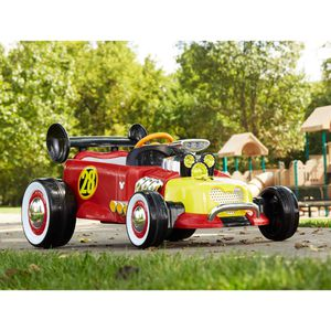Huffy Disney Mickey Roadster Racer 6V good for up to 7yrs old & 65lbs for Sale in Houston, TX
