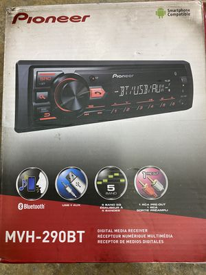 Pioneer Car Digital Media Receiver NEW IN OPEN BOX for Sale in Surprise, AZ