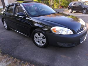2010 Chevy Impala 1 owner just rebuilt the trans other parts repaired ready to ride for Sale in Riverdale, GA