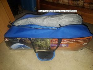 Ozark Trail 13x10 2 Room Dome Tent NEW $50 for Sale in Dresden, OH