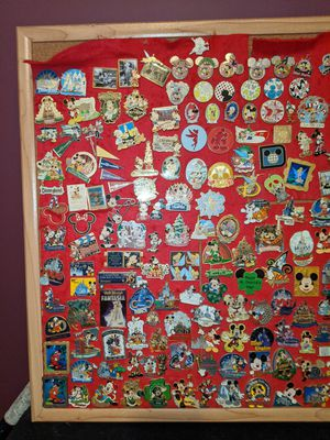 Disney Pins Collection for Sale in BETHEL, WA