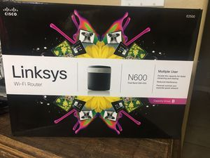 Linskys WIFI router for Sale in Edinburg, TX