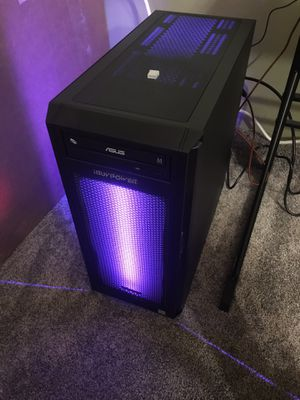 Gaming pc set up OBO!!! for Sale in Ferndale, CA