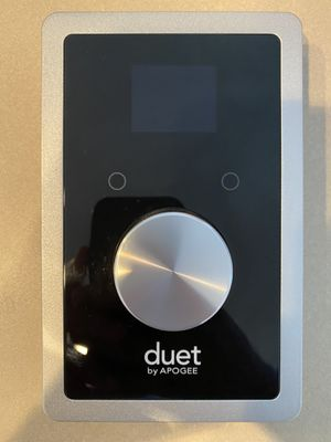 Apogee Duet 2 In x 4 Out USB Audio Interface for Sale in Tampa, FL
