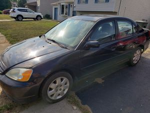 2002 Honda Civic Ex Gas Saver for Sale in Galloway, OH
