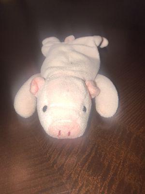 Beanie babies original 9 squealer the pig for Sale in Des Plaines, IL