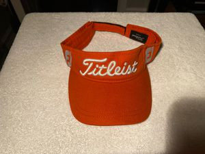 Titleist FootJoy Golf Visor Cap for Sale in Cooper City, FL