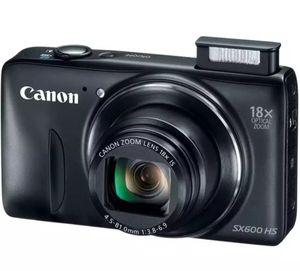 Used,Canon SX600 HS 16MP Digital Camera,100% working good for Sale for sale  Woodbridge Township, NJ