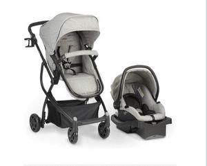 Urbini omni stroller and car seat set for Sale in Salisbury, MD