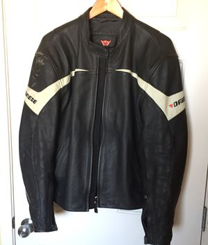 DAINESE Motorcycle 🏍 Riding Jacket 🧥- $95 o.b.o for Sale in Las Vegas, NV