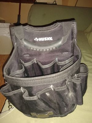 Husky electricians tool bag/belt for Sale in Kingsport, TN