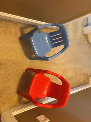 Kids plastic chairs for Sale in Hendersonville, TN