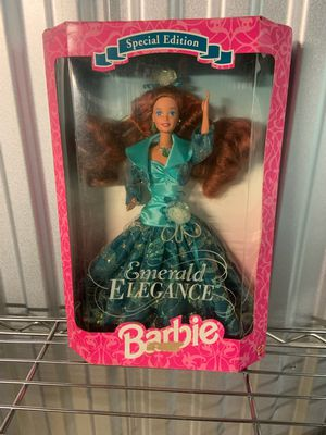 Emerald Elegance Barbie for Sale in Louisville, KY