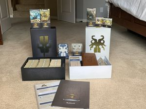 7th Continent board game + most expansions for Sale in Redmond, WA