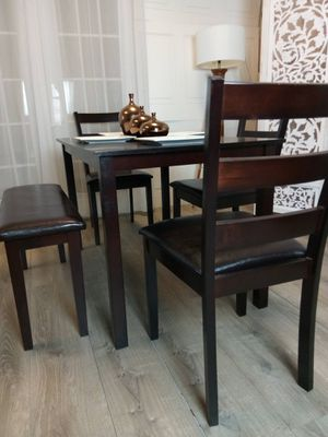 New Dining Room Tables Kitchen Table Chairs And Bench Dinette for Sale in Baltimore, MD