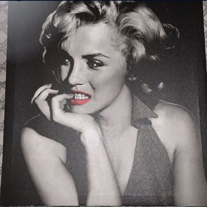 Marilyn Monroe With Red Lispstick for Sale in Apopka, FL