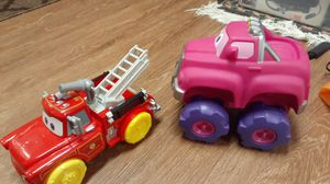 Playskool truck fire truck for Sale in Oregon City, OR