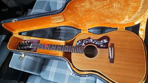 1973 Gibson J50 acoustic guitar for Sale in Missoula, MT