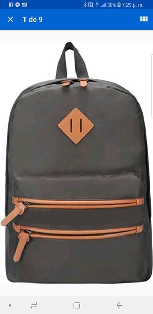 Gysan Waterproof Travel Laptop Backpacks 15.6 for Womens Mens Boys Girls School Bookbags, Coffee for Sale in Los Angeles, CA