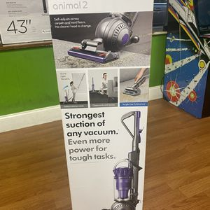 Dyson - Ball Animal 2 Upright Vacuum - Iron/Purple for Sale in Fort Lauderdale, FL