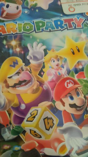 Mario party 9 wii for Sale in Tampa, FL