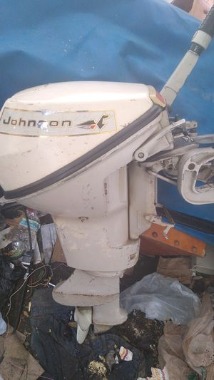 Johnson 9.9 hp outboard for Sale in Seattle, WA