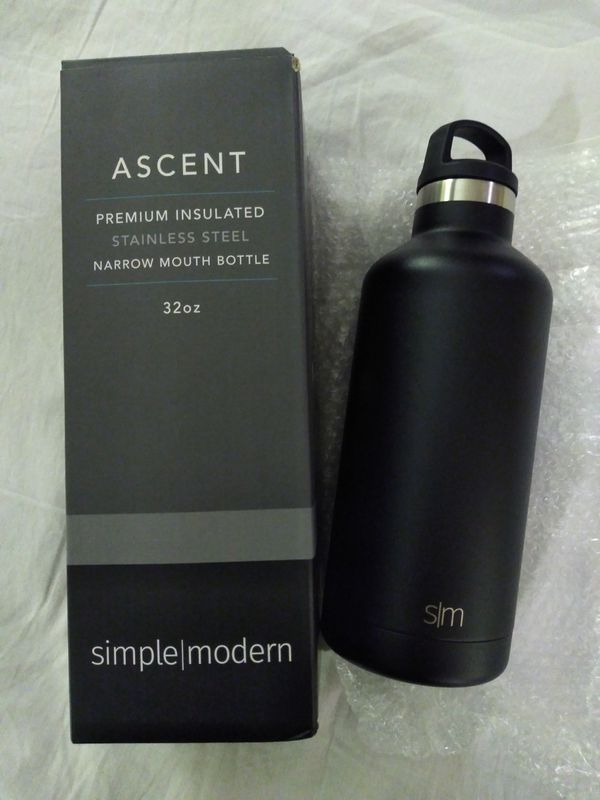 New Ascent Water Bottle