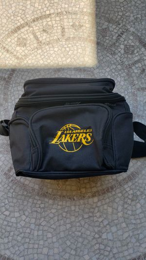 Lakers Cold Drink Cooler for Sale in Redondo Beach, CA