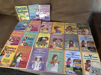 Ramona and Janie B. Jones Children's Book Collections and miscellaneous pre-teen books for Sale in LOS RNCHS ABQ,  NM