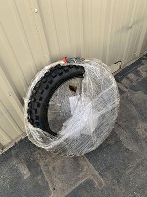 Shinko 87-4361S Tire 505 Cheater Series Rear 110/100-18 64M Bias Tt for Sale in Tracy, CA