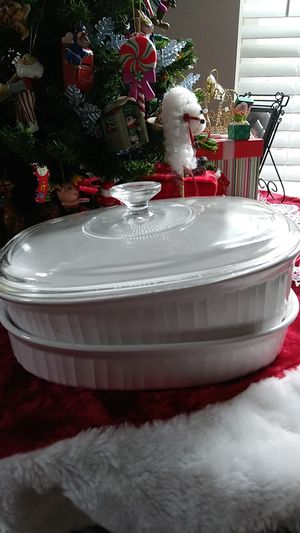 2 pyrex dc 11/2 c. Made in usa. 5.00 for each for Sale in DeLand, FL